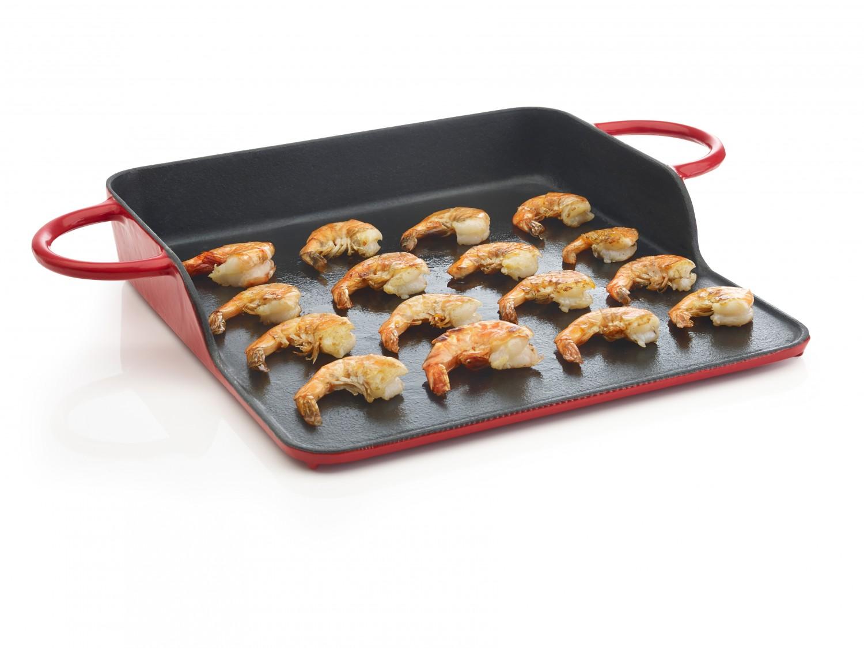 barbecook plancha grillplatte ebay. Black Bedroom Furniture Sets. Home Design Ideas